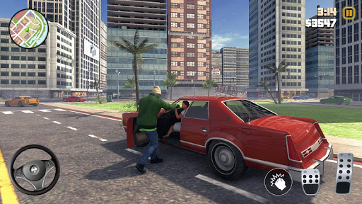 Code Triche Grand Gangster Auto Crime  - Theft Crime Simulator (Astuce) APK MOD screenshots 3