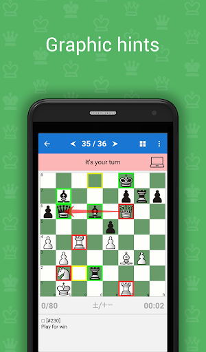 Chess King (Learn Tactics & Solve Puzzles) 1.3.9 Screenshots 3