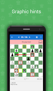 Chess King (Learn Tactics & Solve Puzzles) Screenshot