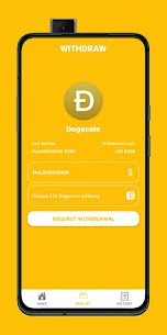 Doge Miner – Dogecoin Cloud Mining For Android 3