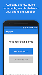 Autosync for Dropbox – Dropsync 4.4.41 Apk 1