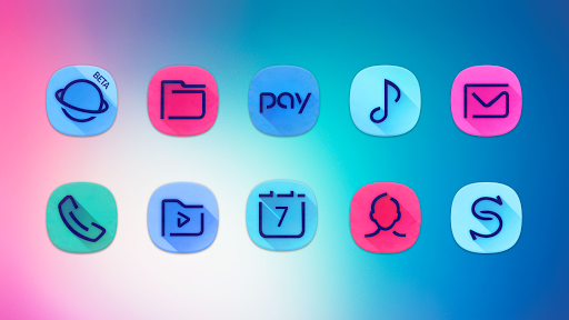Download APK: Unicorn Dark – Icon Pack v11.6 [Patched]