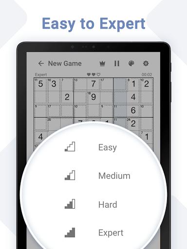 Killer Sudoku - Free Sudoku Puzzles+ 1.3.0 screenshots 12