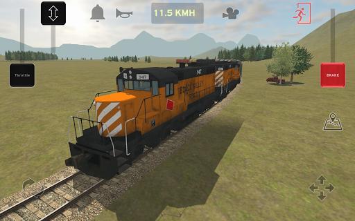 Train and rail yard simulator apkpoly screenshots 8