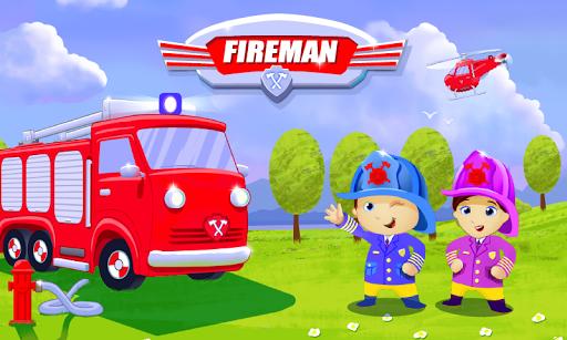fireman game screenshot 1