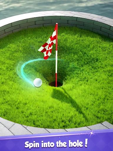 Golf Rival Apkfinish screenshots 9