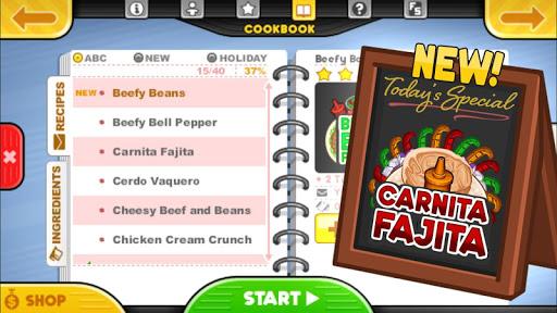 Papa's Taco Mia To Go! 1.1.3 screenshots 5