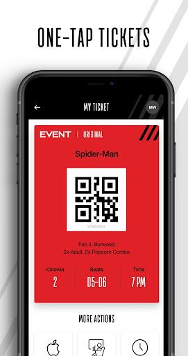 Event Cinemas NZ screenshots 3