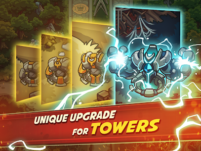Empire Warriors Premium: Tower Defense 2.4.9 MOD APK [MODED MENU] 3