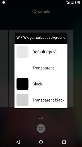 Simple WiFi Widget For PC Windows (7, 8, 10, 10X) & Mac Computer Image Number- 6