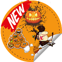 Stickers de Halloween WAStickerApps