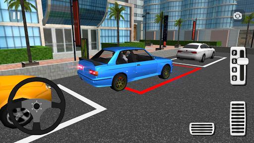 car parking simulator: e30 screenshot 2
