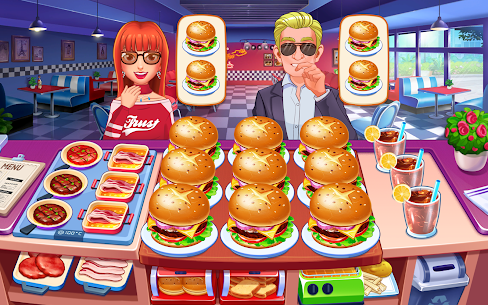 Cooking Family : Madness Restaurant Food Game 6