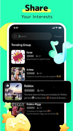 TIYA - Voice Chat Platform for Global Gamers apktram screenshots 7