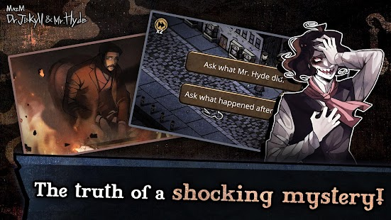 MazM: Jekyll and Hyde Screenshot