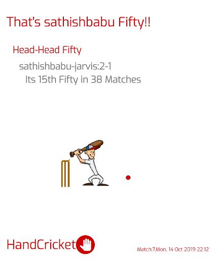Hand Cricket Challenge - Online War 1.1.88 screenshots 4