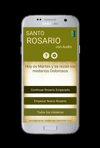 Imágen 3 de Santo Rosario con Audio para android