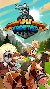 Idle Frontier  Tap Town Tycoon Apk Download NEW 2021 3