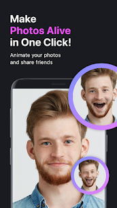Anyface: face animation MOD APK (Unlocked) 1