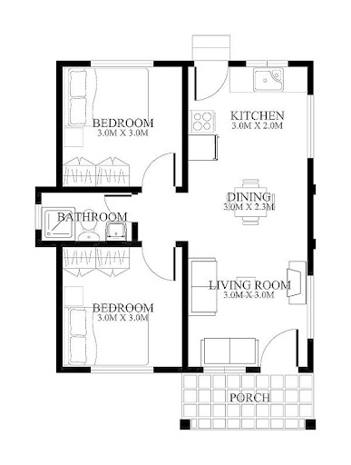Small House Plans Ideas 1.0 Screenshots 20