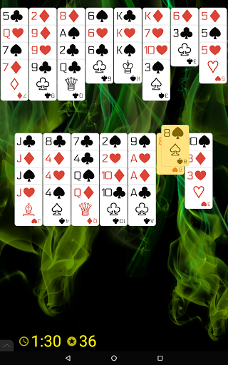 Fifteen Puzzle Solitaire  screenshots 19