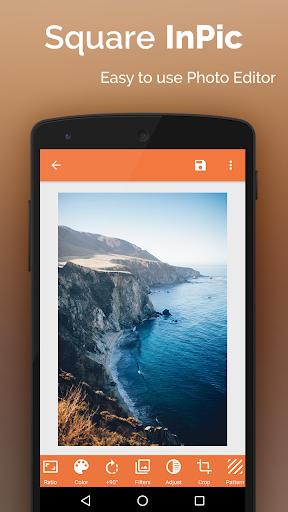 Square InPic - Photo Editor & Collage Maker 4.2.20 Screenshots 1