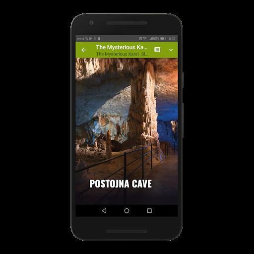 explore slovenia travel guides screenshot 3