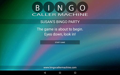 Bingo Caller Machine (free Bingo Calling App)  Screenshots 12