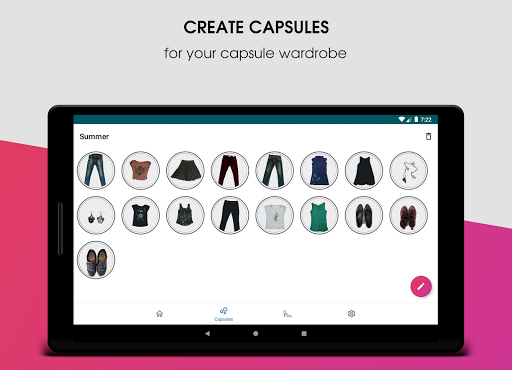 Mind Dress: Build your minimalist capsule wardrobe  screenshots 9