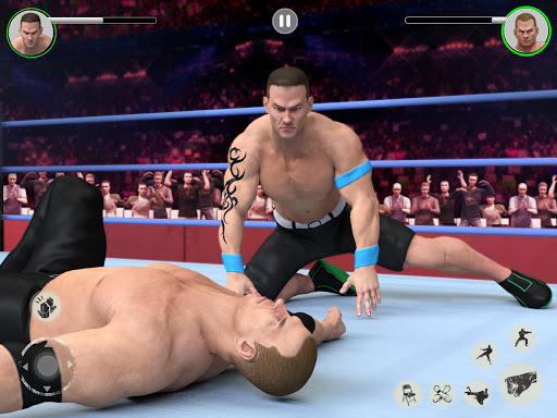 Men Tag Team Wrestling 2019: Fighting Stars Mania 1.0.2 Screenshots 9