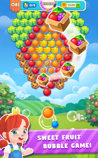 Bubble Blast: Fruit Splash 1.0.10 screenshots 9