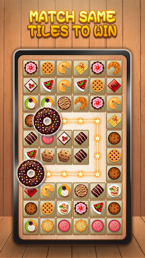 Tile Connect - Free Tile Puzzle & Match Brain Game 1.5.0 screenshots 4