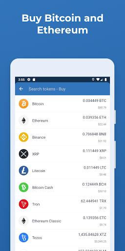 bitcoin ethereum wallet
