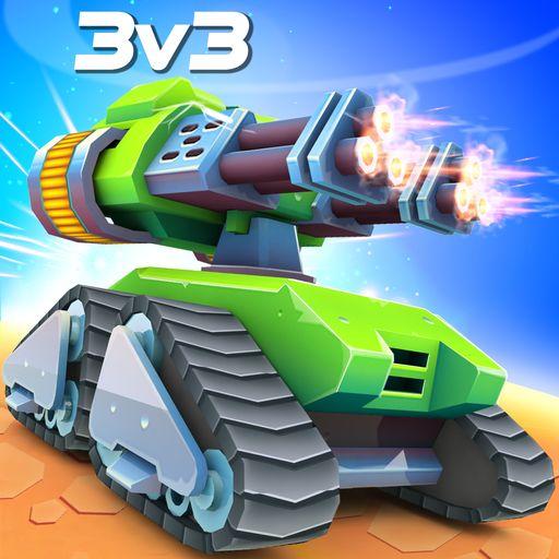 Tanks a Lot - 3v3 Battle Arena