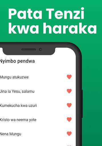 Nyimbo za Kristo SDA, sda hymnal  screenshots 5