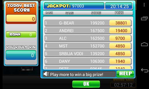 Classic 777 Fruit Slots -Vegas Casino Slot Machine apkdebit screenshots 15