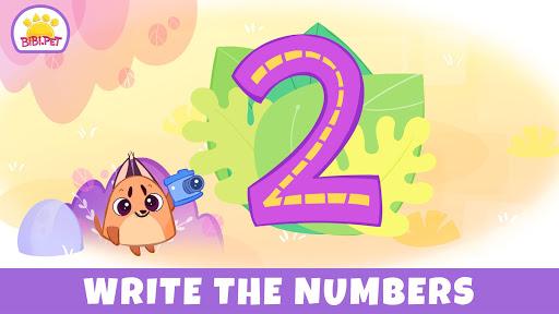 Bibi Savanna Animals games for kids 1.0.1 screenshots 3