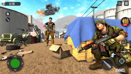 New Counter Terrorist Gun Shooting Game  screenshots 11