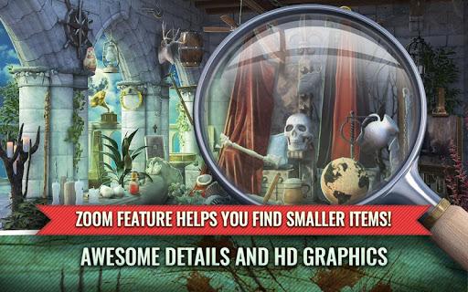 Vampire Hidden Object Games u2013 Sacred Relic Hunt screenshots 2