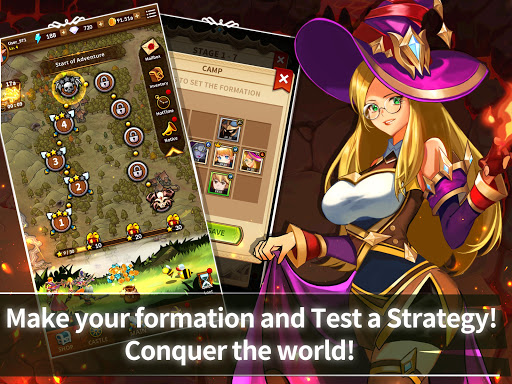 Epic Heroes Adventure : Action & Idle Dungeon RPG android2mod screenshots 15
