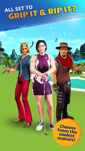 Golf Slam - Fun Sports Games screenshot 8
