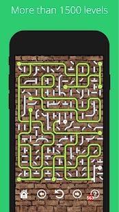 pipe constructor - offline puzzle hack