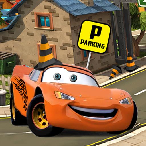 Mcqueen Super Cars Parking School