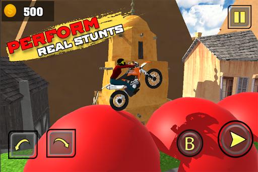 Real Bike Stunt - Moto Racing 3D 1.0.9 screenshots 2