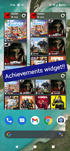 My Xbox Live Friends & Achievements (Free Version) Screenshot