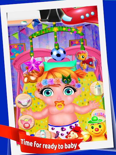 Newborn Baby Mommy Games - Pregnant Mom Simulator screenshots 9