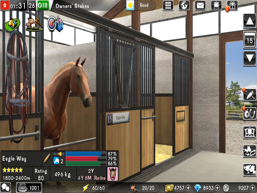 iHorse: The Horse Racing Arcade Game  screenshots 8