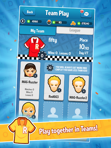 Ruzzle Free 3.5.0 Screenshots 7