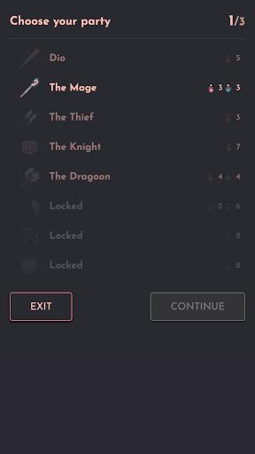 The Gauntlet: Roguelike Turn-based RPG 1.0.31 screenshots 7