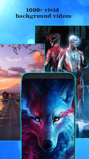 Wallpapers free - Video Wallpapers and Backgrounds apktram screenshots 2